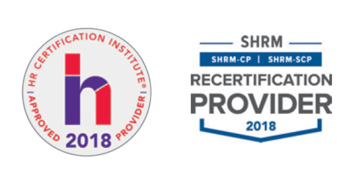 2018 WZ HRCI SHRM Side by Side