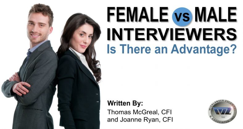 Female vs Male