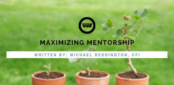 maximizing mentorship